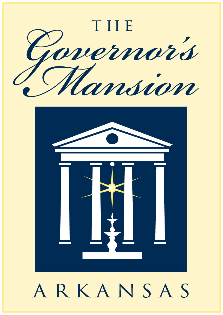 Arkansas Governor's Mansion Logo